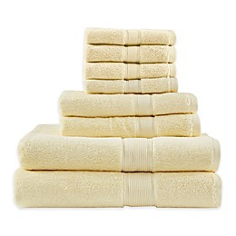 Madison Park Signature 800GSM 100% Cotton 8-Piece Towel Set