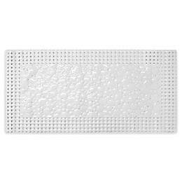 Popular Bath Bubble-N-Circles 20-Inch x 40-Inch Tub Mat