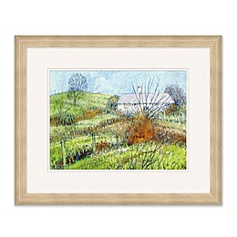 Bee & Willow™ Home On the Farm 22-Inch x 18-Inch Framed Wall Art