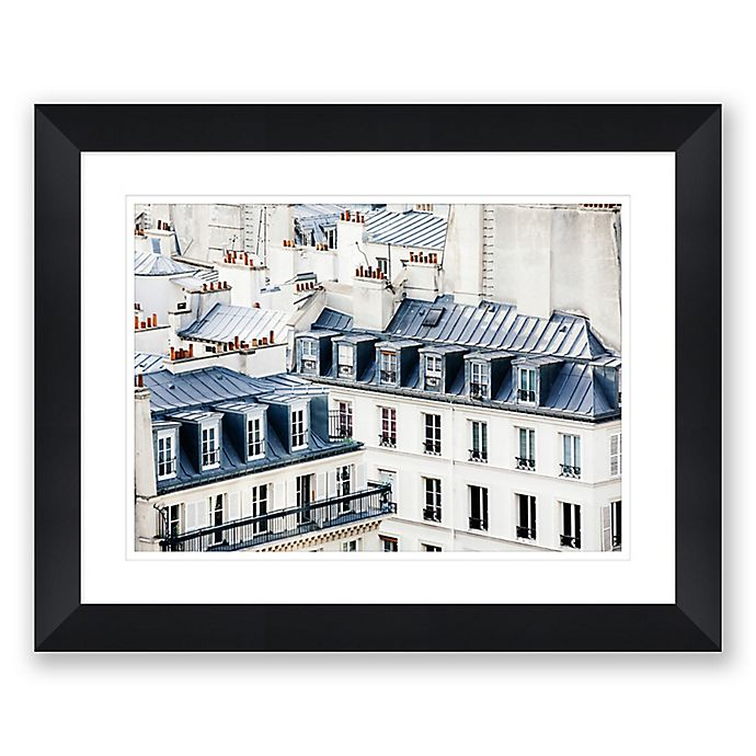 Alternate image 1 for Rooftop Soliloquy 40.25-Inch x 32.25-Inch Framed Print Wall Art