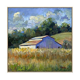 Bee & Willow™ Home Country Barn 33.75-Inch Square Framed Wall Art