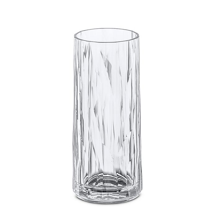 Alternate image 1 for Koziol Club 8.45 oz. Highball Glasses in Clear (Set of 6)