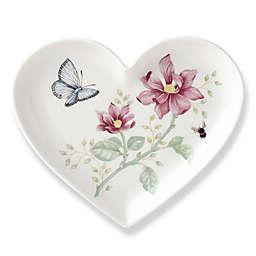 Lenox® Butterfly Meadow® Heart Tray