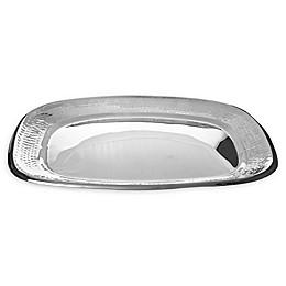 Classic Touch Mundane 19.75-Inch Rectangular Platter
