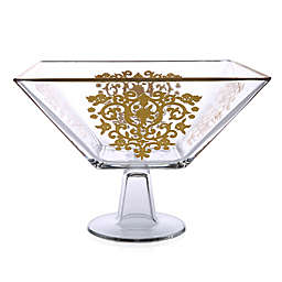 Classic Touch Glim Footed Trifle Bowl