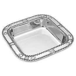 Wilton Armetale® Taos 11-Inch Square Baking Dish