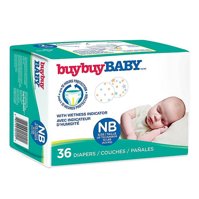 Alternate image 1 for buybuy BABY™ Jumbo Diaper Collection
