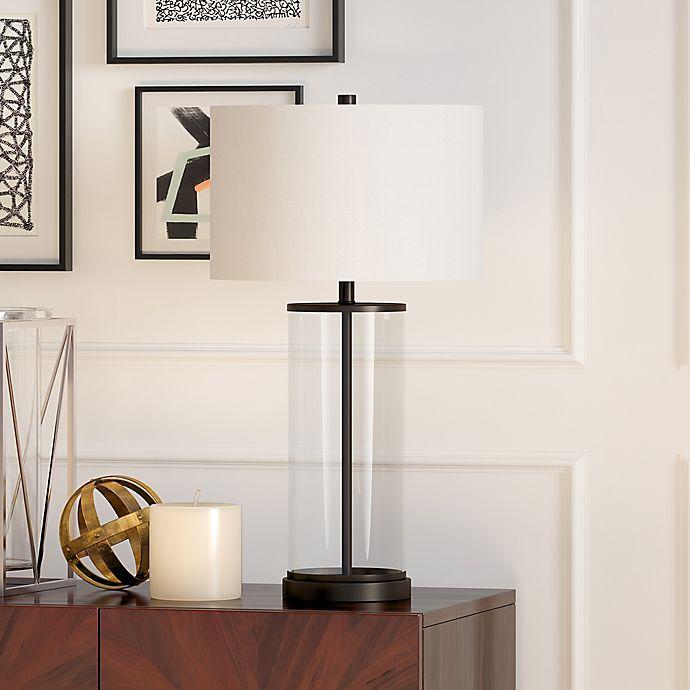 Alternate image 1 for Hudson&canal Rowan Table Lamp