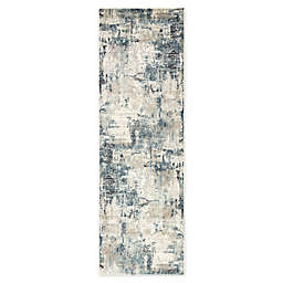 Jaipur Sisario 2'8 x 8' Runner in Blue