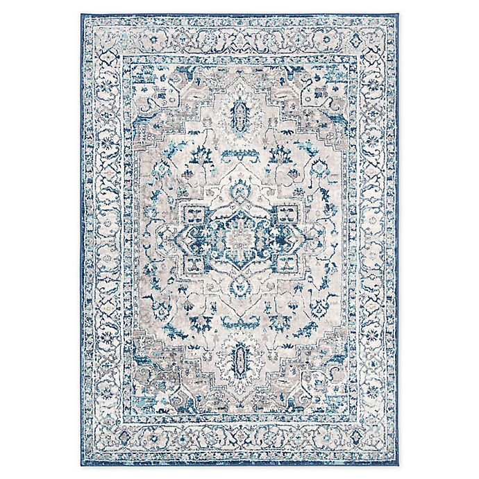 Alternate image 1 for Safavieh Brentwood Galya Area Rug in Light Grey