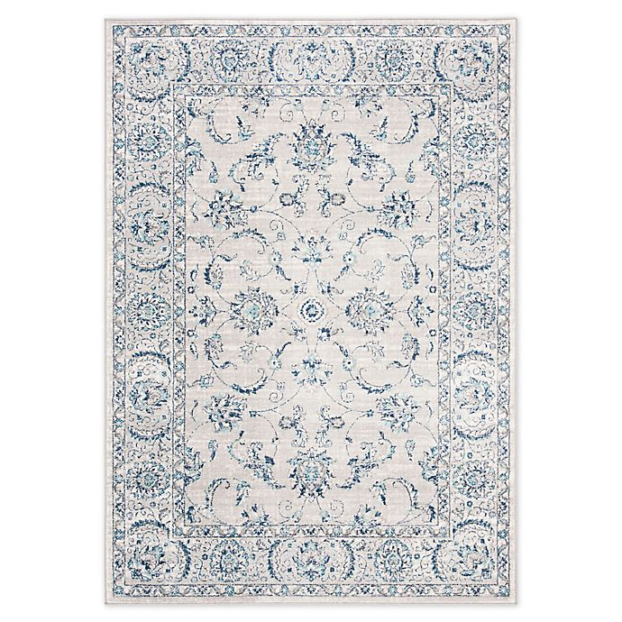 Alternate image 1 for Safavieh Brentwood Leyla Area Rug in Light Grey