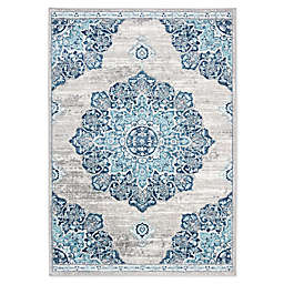 Safavieh Brentwood Nima Area Rug in Navy
