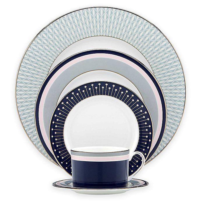 Alternate image 1 for kate spade new york Mercer Drive™ Dinnerware Collection