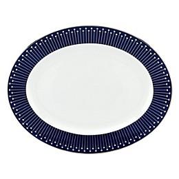kate spade new york Mercer Drive™ 13-Inch Oval Platter