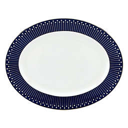 kate spade new york Mercer Drive™ 13-Inch Oval Platter