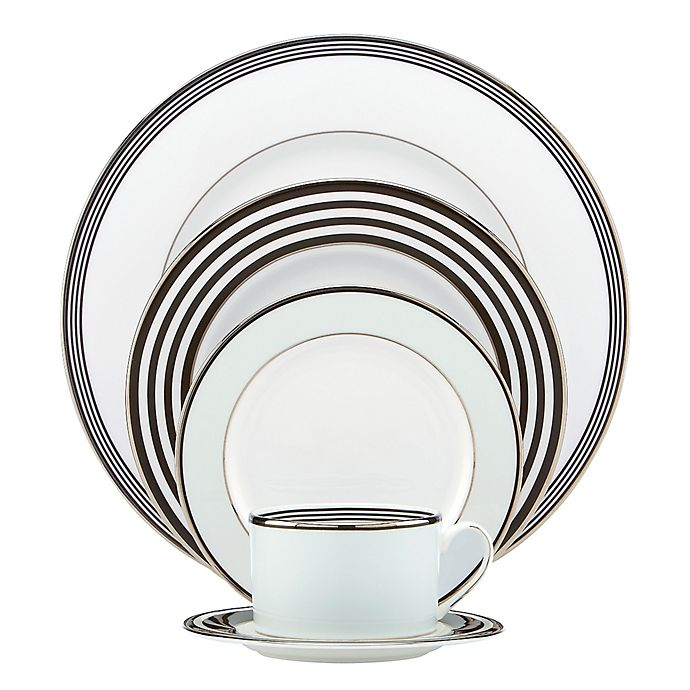 Alternate image 1 for kate spade new york Parker Place™ Dinnerware Collection