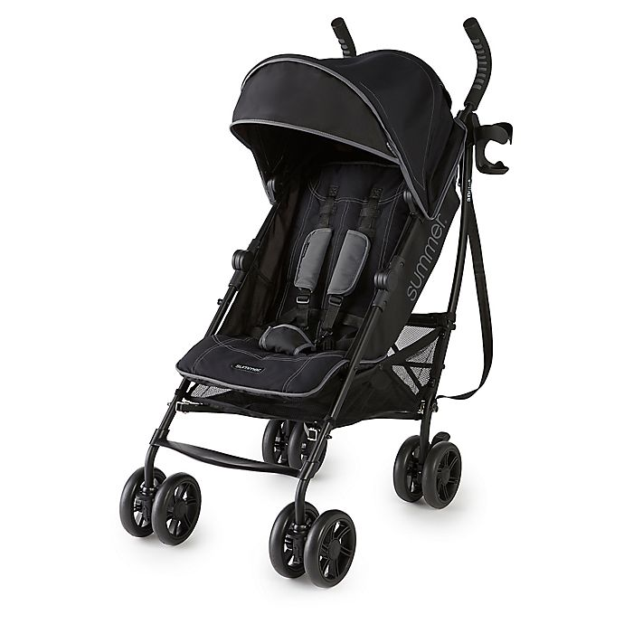 Alternate image 1 for Summer Infant® 3Dlite™+ Convenience Stroller