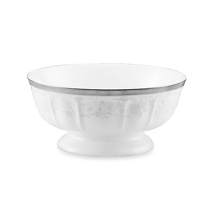 Alternate image 1 for Mikasa® Vintage Lace Vegetable Bowl
