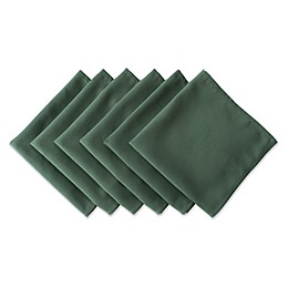 Design Imports Finishing Touch Napkins (Set of 6)