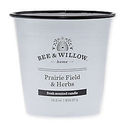 Bee & Willow™ Home Prairie Field & Herb 16 oz. Enamel Tin Candle