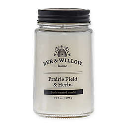Bee & Willow™ Home Prairie Field & Herb 14 oz. Jar Candle