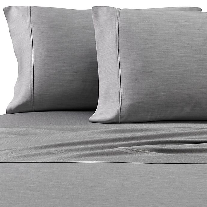Alternate image 1 for Pure Beech® Modal® Charcoal California King Sheet Set in Grey