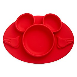 The first years Disney Mickey Mouse Silicone Placemat