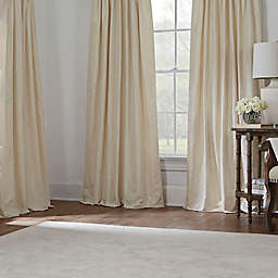 Bargello Room Darkening Window Curtain Panel