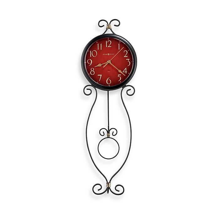 Alternate image 1 for Howard Miller Addison 24.5-Inch Wall Clock