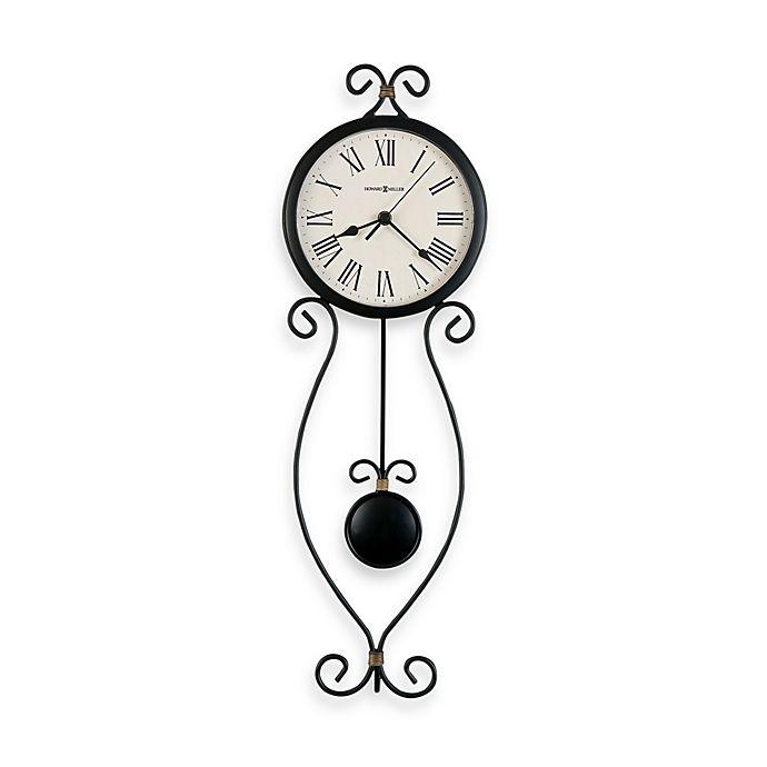 Alternate image 1 for Howard Miller Ivana Wall Clock