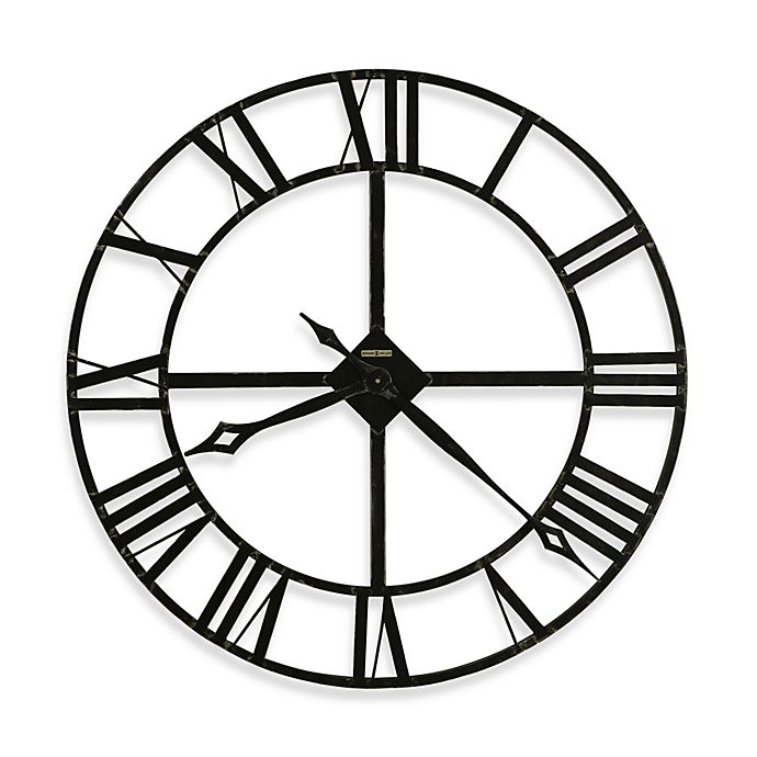 Alternate image 1 for Howard Miller Lacy II 14-Inch Wall Clock
