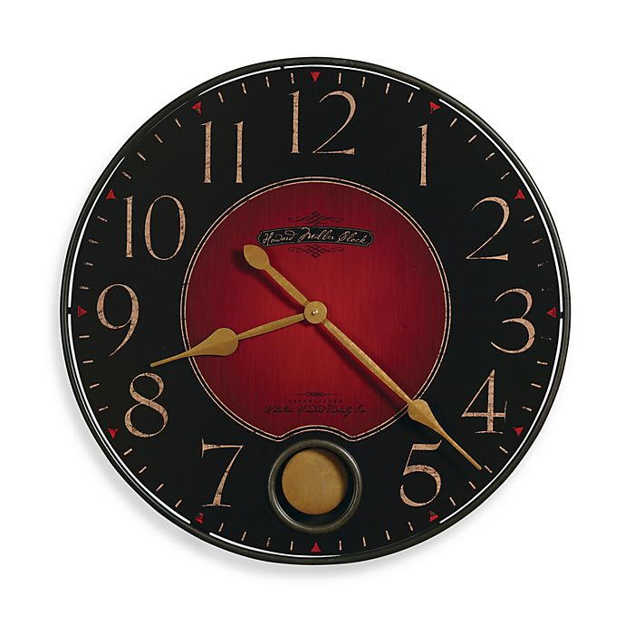 Alternate image 1 for Howard Miller Harmon Gallery 26-Inch Wall Clock