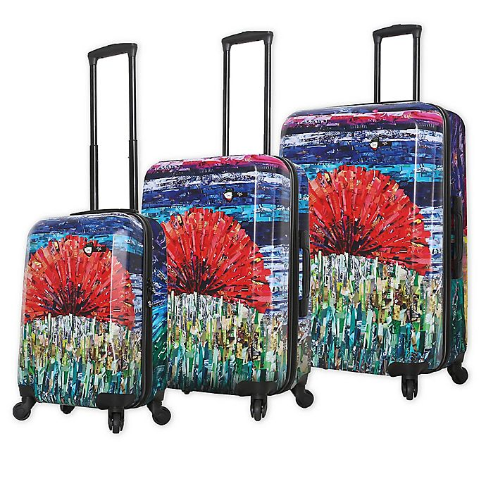 Alternate image 1 for Mia Toro ITALY Sunrise Hardside Luggage Collection