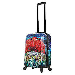 Mia Toro ITALY Sunrise 20-Inch Hardside Spinner Carry On Luggage