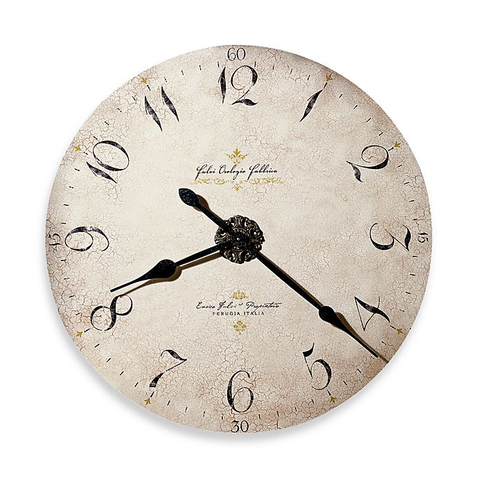 Alternate image 1 for Howard Miller Enrico Fulvi 32-Inch Gallery Wall Clock