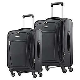Samsonite® Ascella 20-Inch Spinner Carry On Luggage in Black