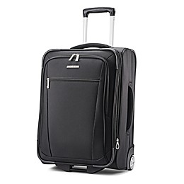Samsonite® Ascella Upright Spinner Carry On Luggage in Black
