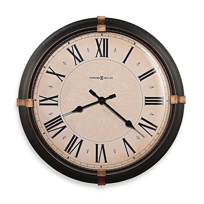Howard Miller Aer Gallery 24 Inch Wall Clock Bed Bath