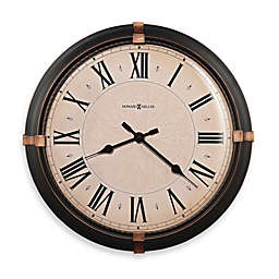 Howard Miller Atwater Gallery 24-Inch Wall Clock