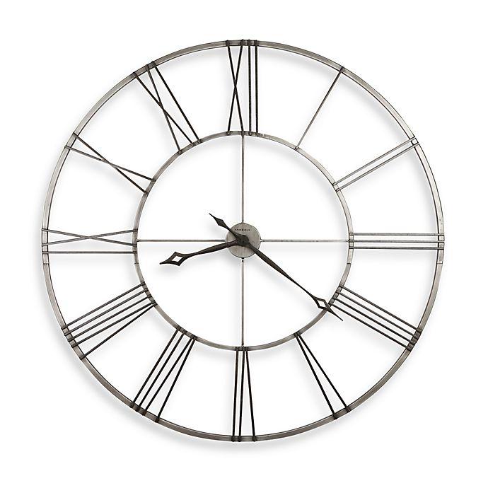 Alternate image 1 for Howard Miller Stockton 49-Inch Gallery Wall Clock