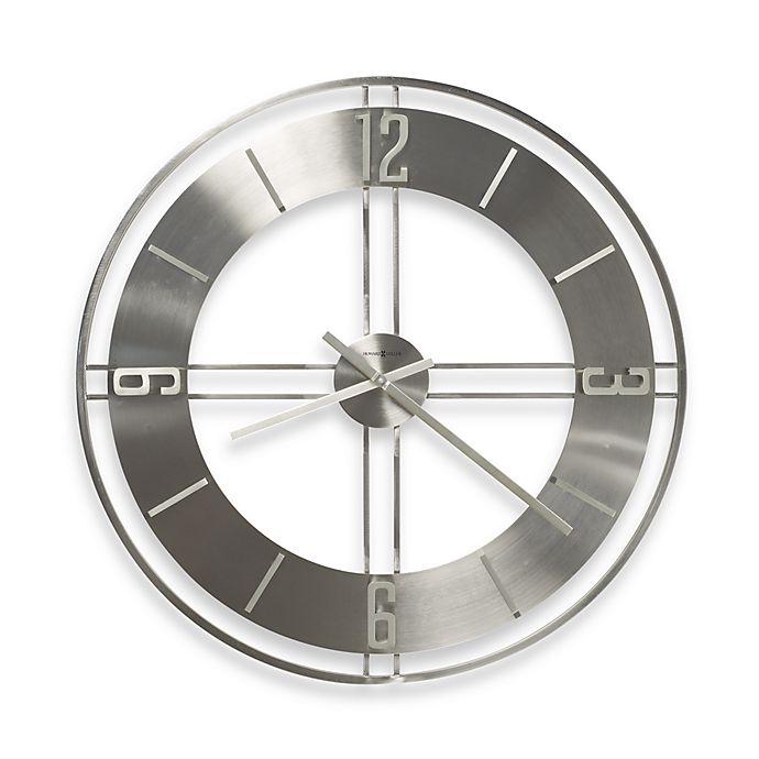 Alternate image 1 for Howard Miller Stapleton 30-Inch Gallery Wall Clock