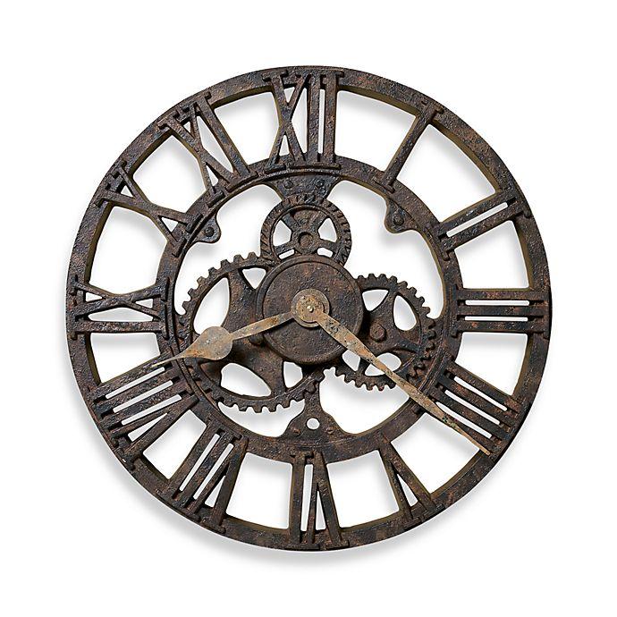 Alternate image 1 for Howard Miller Allentown Clock