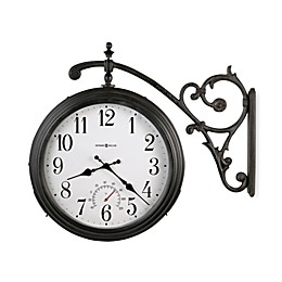 Howard Miller Luis Indoor/Outdoor Clock