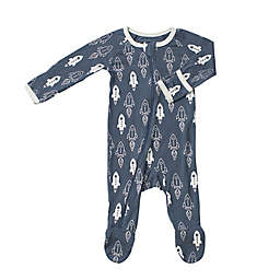 Bestaroo™ Rocket Footed Coverall in Navy