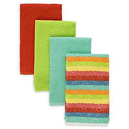 Fiesta® 4-Pack Diamonte Bar Mop Towels