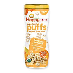 Happy Baby™ Happy Puffs™ Organic 2.1 oz. Puffs in Banana