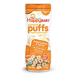 Happy Baby™ Happy Puffs™ Organic 2.1-Ounce Puffs in Sweet Potato