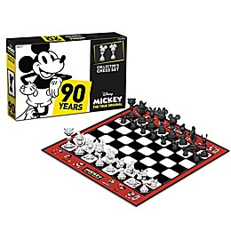 Disney® Mickey: The True Original Collector's Chess Set