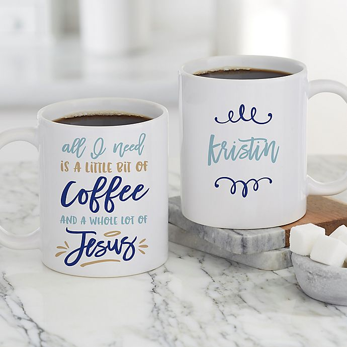 A Little Bit Of Coffee And Whole Lot