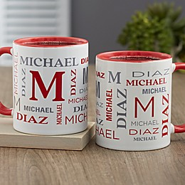 Notable Name Personalized 11 oz. Coffee Mug